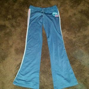 Hollister workout pants Sz S vintage